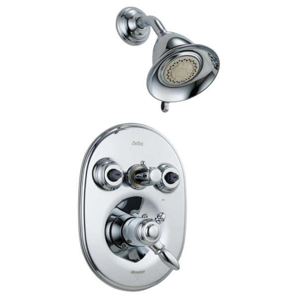 Monitor® 18 Series XO Jetted Shower™ Trim T18255-XO | Delta Faucet