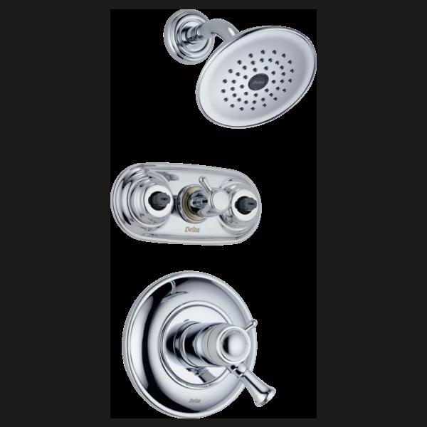 Tempassure 174 18t Series Jetted Shower Trim T18t240 Delta