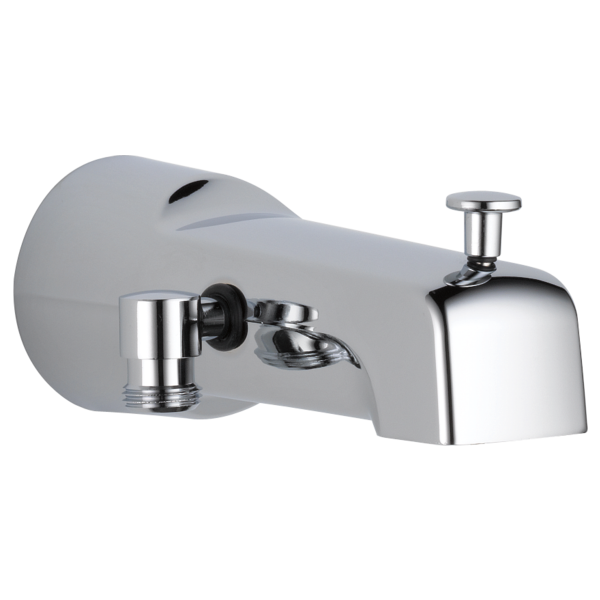 U1010-PK - Diverter Tub Spout - Handshower