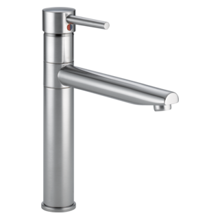 1159LF-AR Single Handle Kitchen Faucet (Valve and Shower Head Sold Separately)