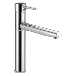 1159LF Single Handle Kitchen Faucet (Valve and Shower Head Sold Separately)