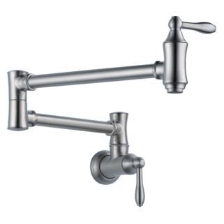 1177LF-AR Pot Filler Faucet - Wall Mount