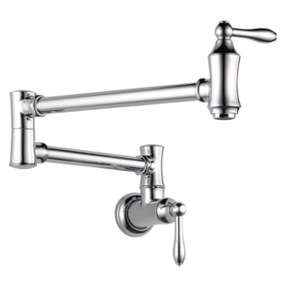 1177LF Pot Filler Faucet - Wall Mount