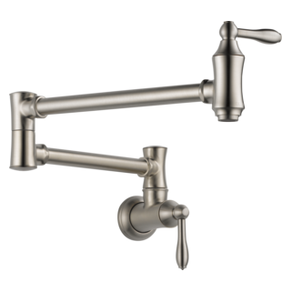 1177LF-SS Pot Filler Faucet - Wall Mount