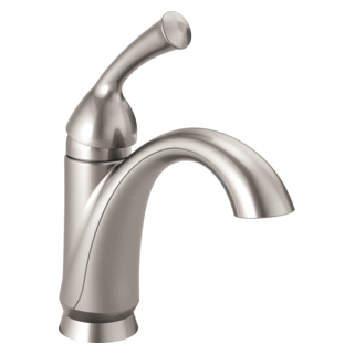 15999-SS-DST Single Handle Centerset Lavatory Faucet (Valve and Shower Head Sold Separately)