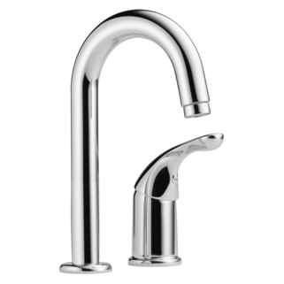 1903-DST Single Handle Bar / Prep Faucet (Valve and Shower Head Sold Separately)