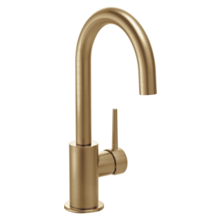 1959LF-CZ Single Handle Bar / Prep Faucet (Valve and Shower Head Sold Separately)