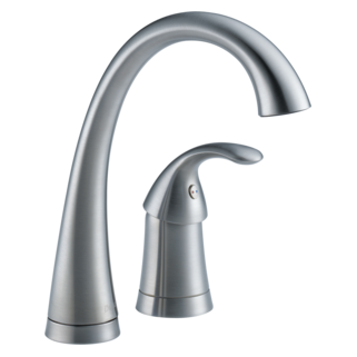 1980-AR-DST Single Handle Bar / Prep Faucet (Valve and Shower Head Sold Separately)