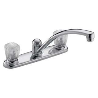 2102LF Two Handle Kitchen Faucet