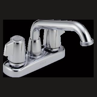 Delta 2121LF - Delta Classic: Two Handle Laundry Faucet