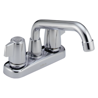 Classic Two Handle Laundry Faucet