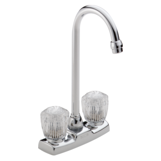 2170LF Two Handle Knob Bar/Prep Faucet