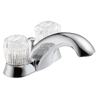2522LF-MPU Two Handle Centerset Lavatory Faucet