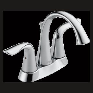 2538-MPU-DST Two Handle Centerset Lavatory Faucet