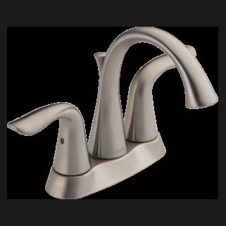 2538-SSMPU-DST Two Handle Centerset Lavatory Faucet