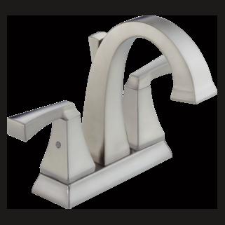2551-SSMPU-DST Two Handle Centerset Lavatory Faucet