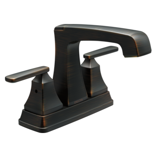 2564-RBMPU-DST Two Handle Centerset Lavatory Faucet