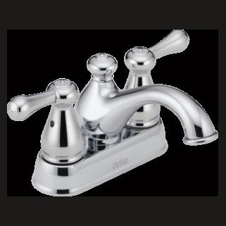 2578LF-278 Two Handle Centerset Lavatory Faucet