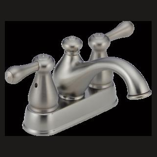 2578LFSS-278SS Two Handle Centerset Lavatory Faucet