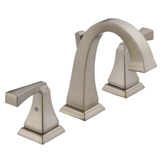 3551LF-SS Two Handle Widespread Lavatory Faucet
