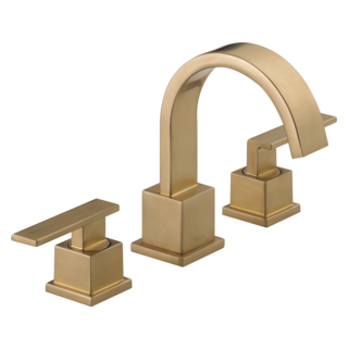 3553LF-CZ Two Handle Widespread Lavatory Faucet