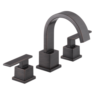 3553LF-RB Two Handle Widespread Lavatory Faucet