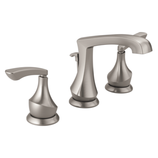 merge two handle widespread lavatory faucet