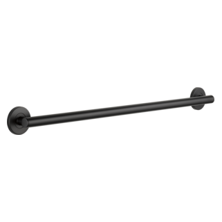 Bathroom Grab Bars Black bathroom grab bars | stylish and ada compliant grab bars | delta