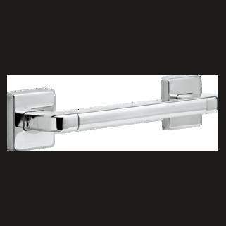 Delta 41912 - Delta Bath Safety: Angular Modern Grab Bar - 12-inch