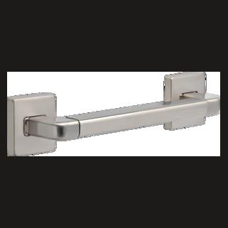 Delta 41912-SS - Delta Bath Safety: Angular Modern Grab Bar - 12-inch