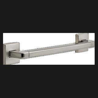 Delta 41918-SS - Delta Bath Safety: Angular Modern Grab Bar - 18-inch