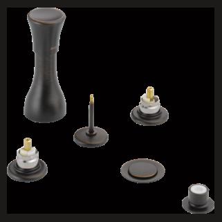 Delta Classic: Bidet Faucet - Less Handles - 44-RBLHP