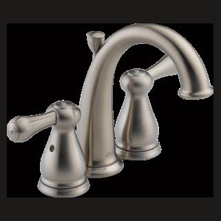 Two Handle Mini-Widespread Bathroom Faucet