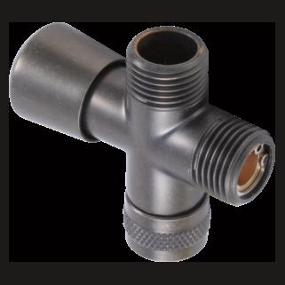 50650-PT 3-Way Shower Arm Diverter for Hand Shower