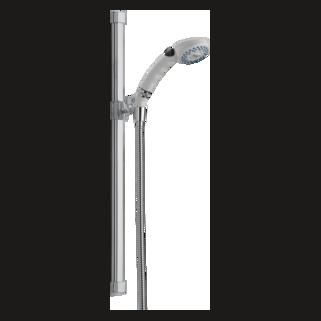 51551-WHB Glide Rail Hand Shower