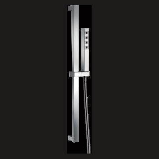 51567 H2Okinetic Single-Setting Slide Bar Hand Shower