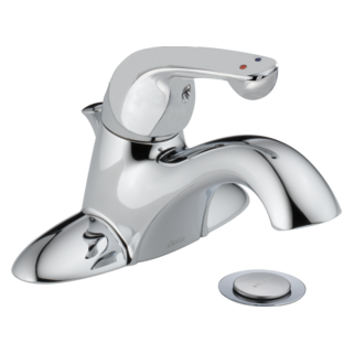 520LF-TGMHDF Single Handle Lavatory Faucet - Lever Handle (Valve and Shower Head Sold Separately)