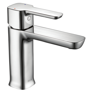 modern bathroom faucets. Modern Single Handle Project Pack Lavatory Faucet  Bathroom Collection Delta