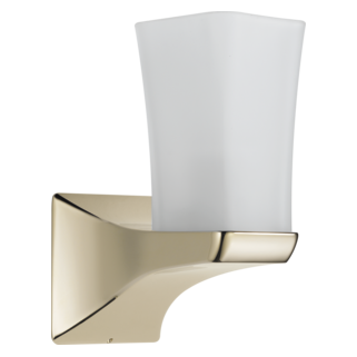 75270-PN Single Light Sconce (Valve and Shower Head Sold Separately)