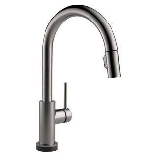 Delta TRINSIC VoiceIQ Single-Handle Pull-Down Kitchen Faucet with Touch2O Technology