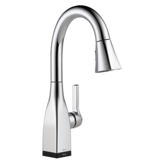 mateo single handle pulldown bar prep faucet with touch2o technology - Bar Sink Faucet