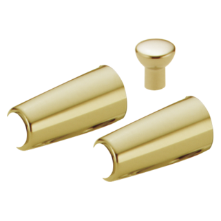 A22PB Two Metal Lever Handle Accent Kit