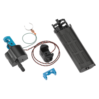 EP74855XX Solenoid Assembly for 90 Degree Integrated Pull-Down (Valve and Shower Head Sold Separately)