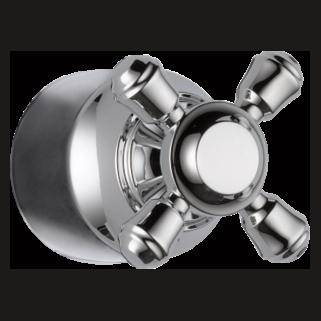 Delta H595 - Delta: Single Cross Bath Diverter / Transfer Valve Handle Kit