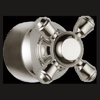 Delta H595PN - Delta: Single Cross Bath Diverter / Transfer Valve Handle Kit