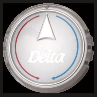 Delta: Single Arrow Button - RP18442