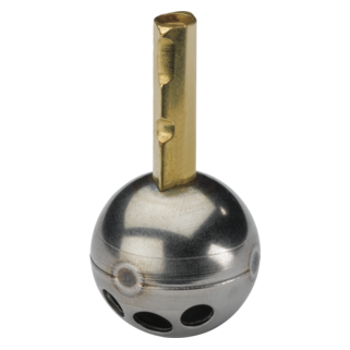 Delta: Ball Assembly - Stainless Steel - Knob Handle - RP212MBS