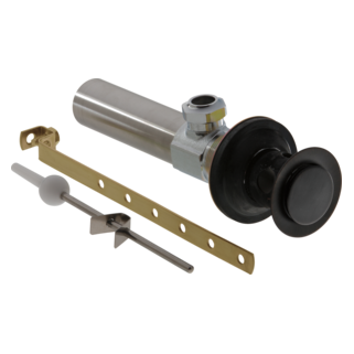 Delta: Drain Assembly - Lavatory - Metal - Less Lift Rod And Knob - RP26533RB
