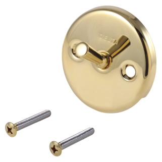 Delta: Overflow Plate And Screws - RP31555PB
