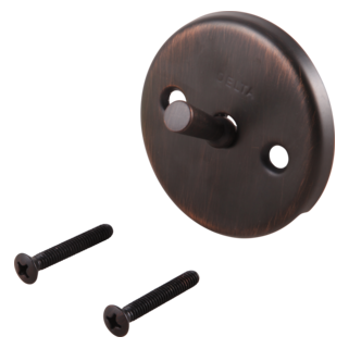 Delta: Overflow Plate And Screws - RP31555RB